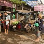 Motocycling vietnam