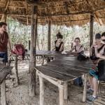 treckking Burma kalaw inle
