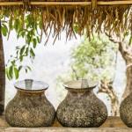 water pots