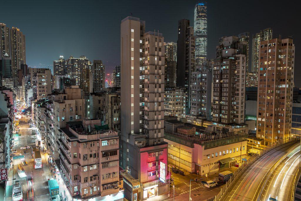 Ladies Market Mongkok