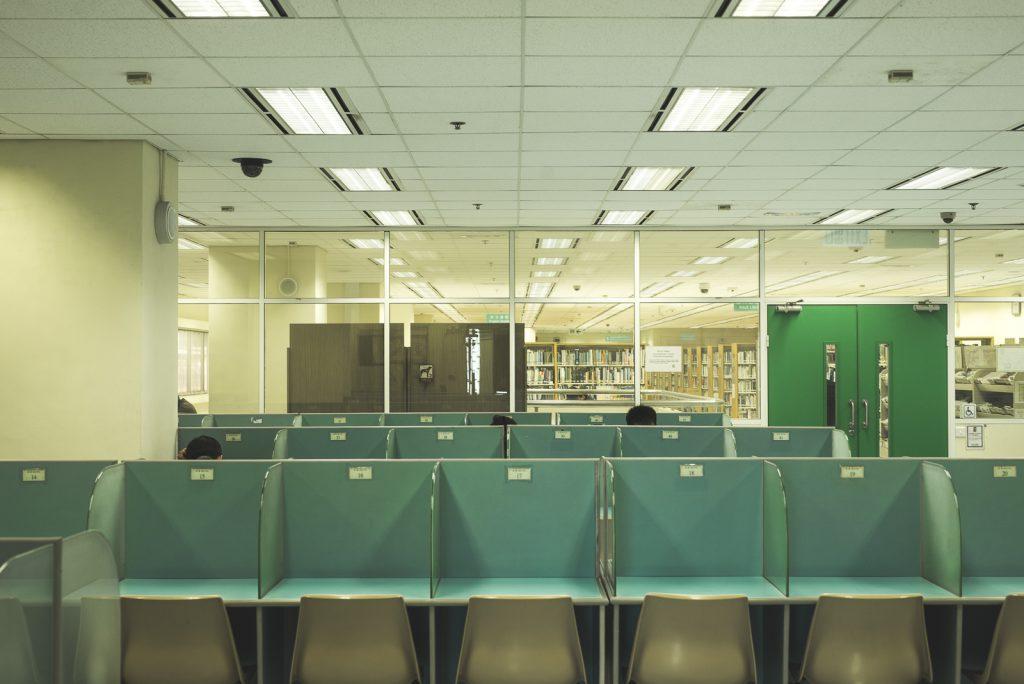 Library Hongkong
