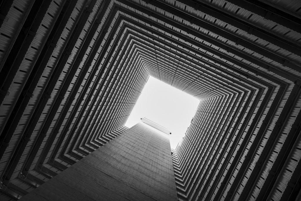 Hongkong courtyard